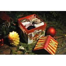 Подарочный набор с трусиками iLike (АйЛайк) 8 шт Домик 0111