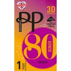 Колготки Pretty Polly (Прити Полли) 80 den ATG6