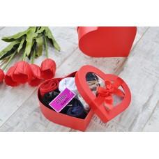 Подарочный набор 0207 с трусиками iLike (АйЛайк) 7 шт в упаковке