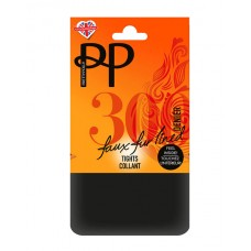 Колготки Pretty Polly (Прити Поли) 300 den с искусст. мехом